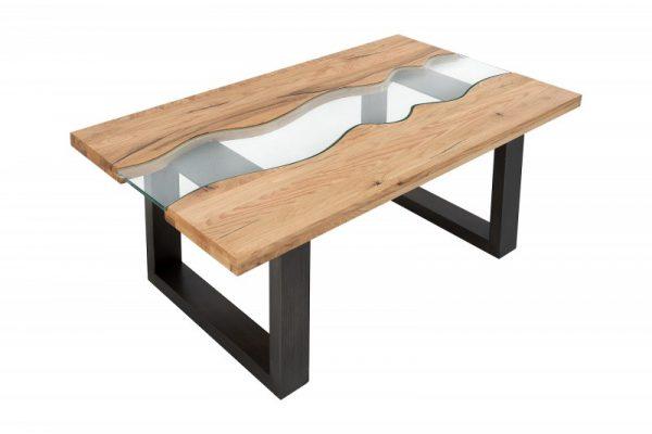 Konferenčný stolík River 115cm divý dub