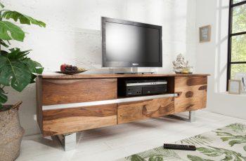 TV-stolík Mammut 160cm sheesham