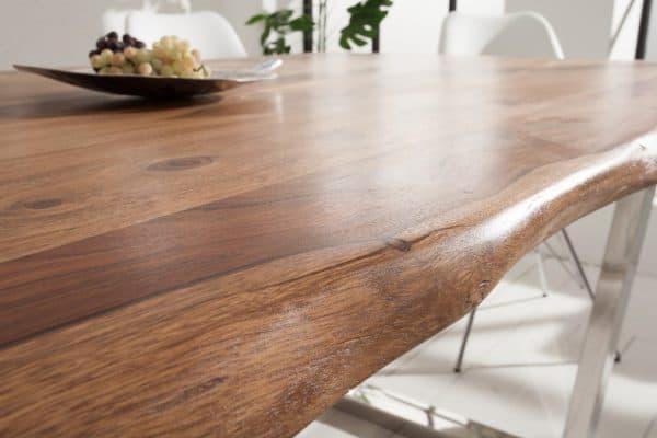 Jedálenský stôl Mammut 88 x 180 cm – 40 mm »