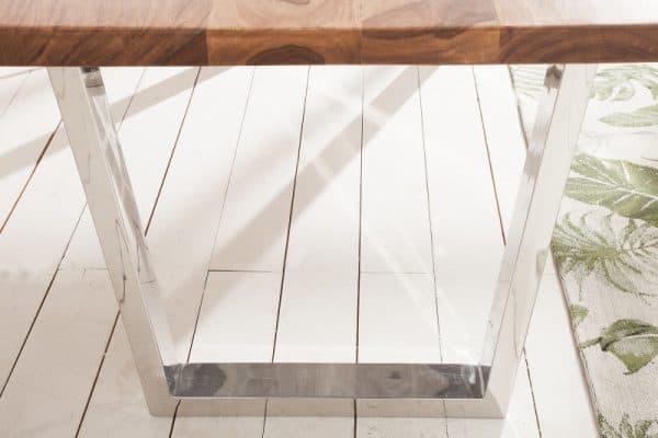 Jedálenský stôl Mammut 98 x 200 cm – 40 mm »