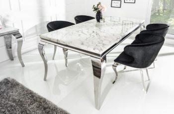 Jedálenský stôl Modern Barock 180cm mramor
