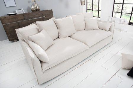 Sofa Heaven 3er plátno prírodná