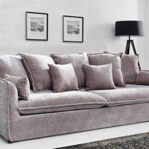 Sofa Heaven 3er zamat taupe