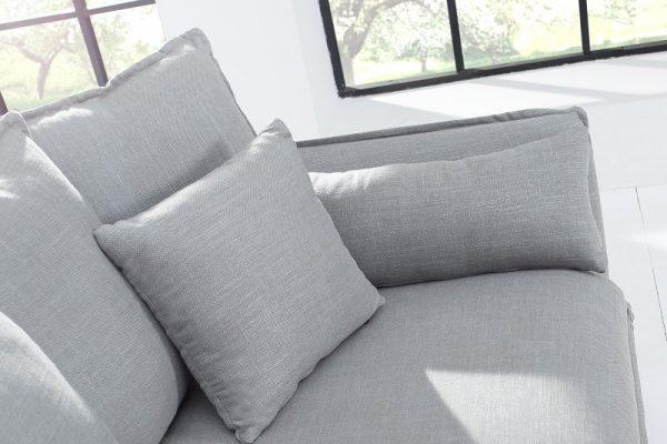 Trojmiestna sivá sedačka Heaven »
