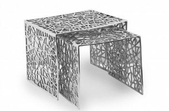 Konferenčný stolík Abstract set 2ks »