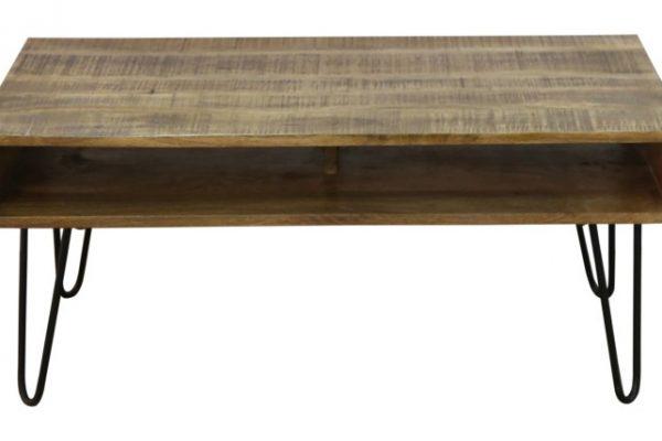 Konferenčný stolík Mantis 100cm prírodná Mango