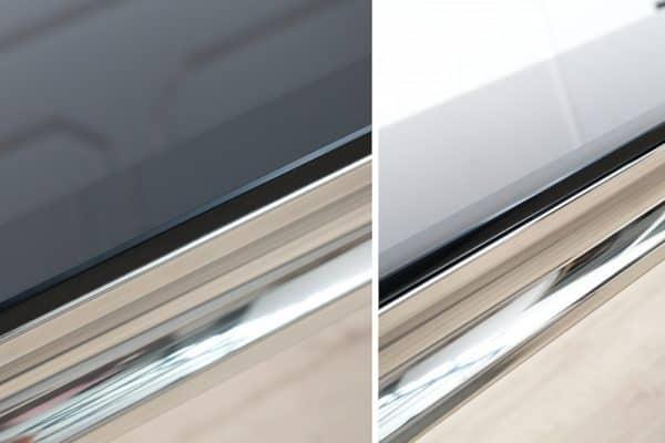 Čierny Tv stolík Modern Barock 45 x 160 cm »