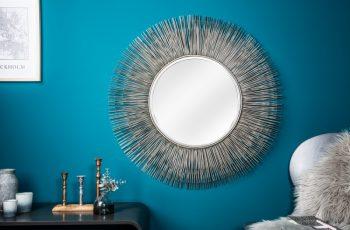 Zrkadlo Sunlight L strieborná