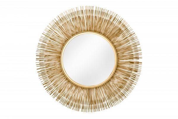 Zrkadlo Sunlight L zlatá
