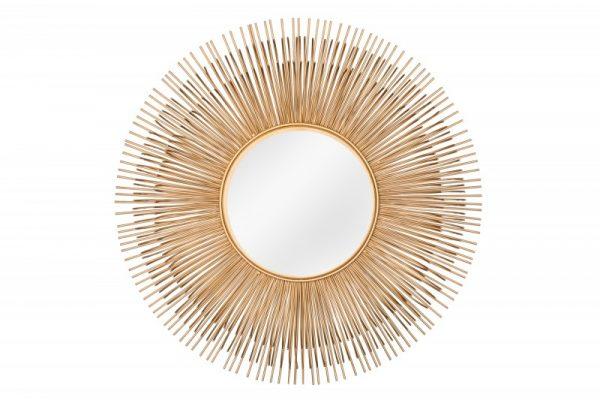 Zrkadlo Sunlight M zlatá
