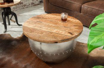 Konferenčný stolík Drump Storage prírodná