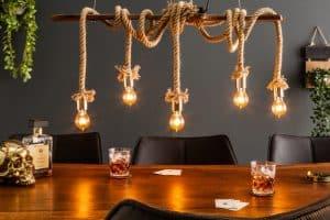 Závesná lampa Seven Seas II 110cm