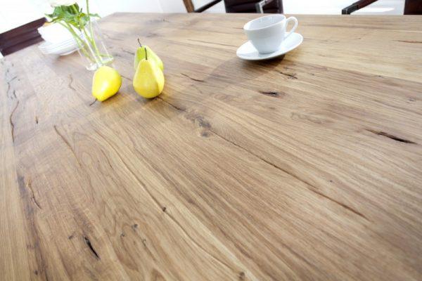 Jedálenský stôl Thor 200cm divý dub
