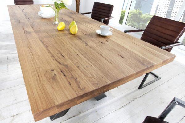 Jedálenský stôl Thor 240cm divý dub