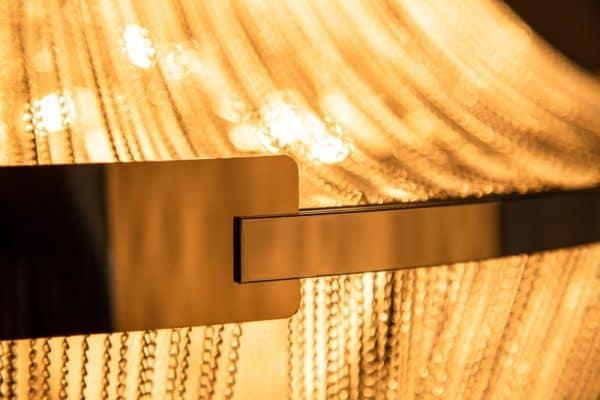 Strieborný luster Royal 70cm »