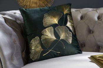 zamatkissen zlatáene Blätter dunkelzelená