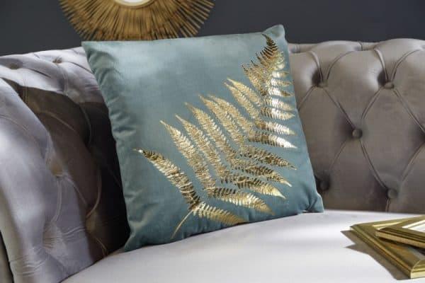 zamatkissen zlatáenes Farnblatt mint
