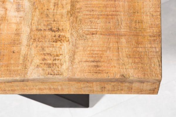 Jedálenský stôl Iron Craft 240cm Mango