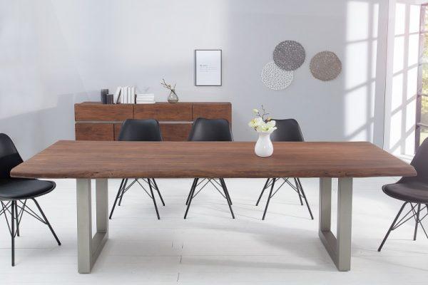 Jedálenský stôl Mammut I 240cm agát