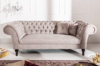 Sofa Euphoria 230cm cosmic greige zamat