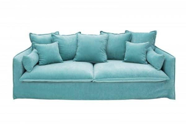 Sofa Heaven 3er aqua zamat