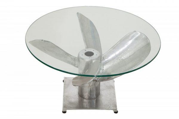 sklo Konferenčný stolík Ocean 60cm
