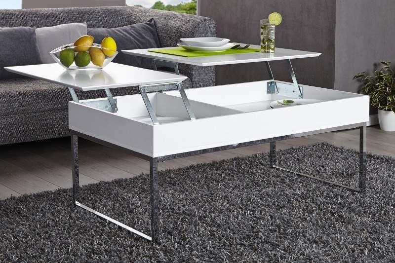 Moderný rozkladací stolík