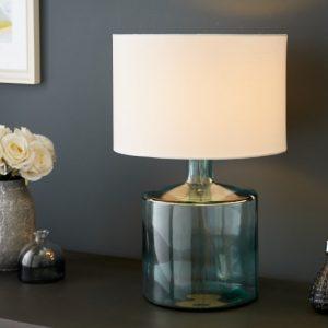 Stolová lampa Classic II recyklátglas