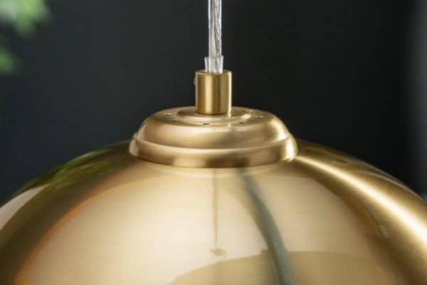 Zlatá závesná lampa Golden Ball Ø 30cm »