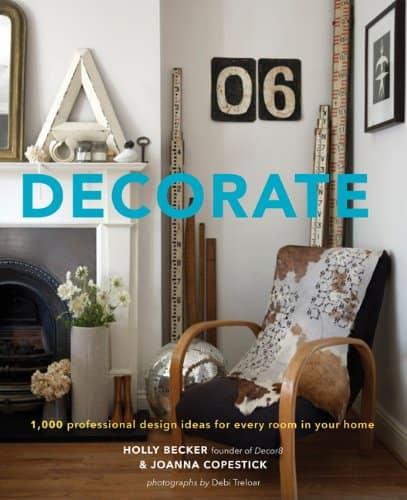 Decorate - kniha o interiérovom dizajne