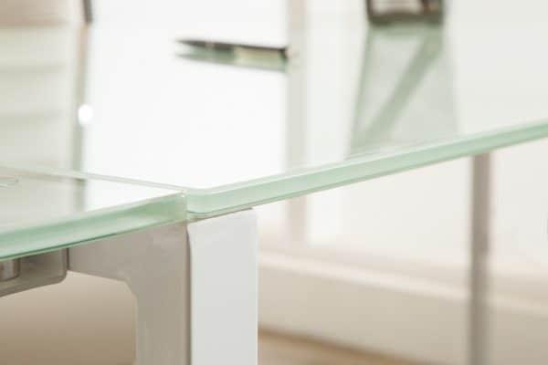 Eck-Písací stôl Big Deal biela biela
