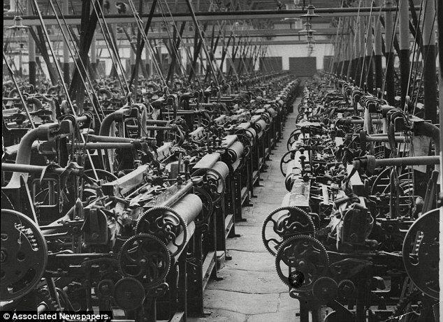 Fabrika na spracovanie bavlny