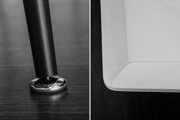 Jedálenský stôl Continental 160-200-240cm biela