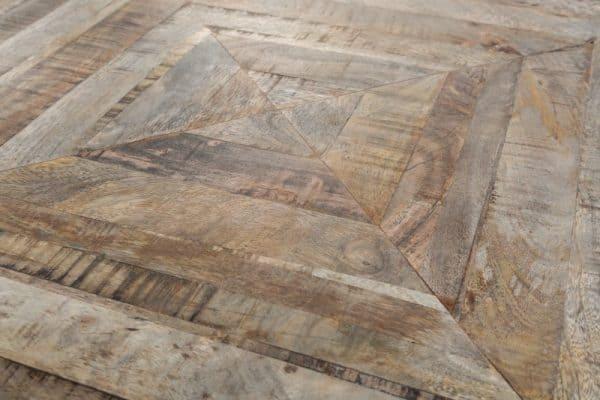 Jedálenský stôl Infinity Home 180cm svetlošedá Mango