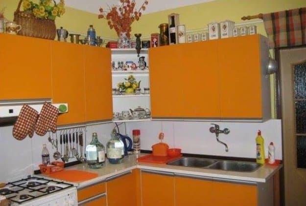 Kuchyne z 80.rokov v Československu (zdroj: facebook/socializmus)