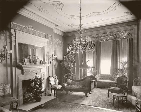 Luxusné bývanie z roku 1910.