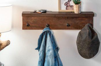 Nástenný vešiak Hemingway 60cm Ablage