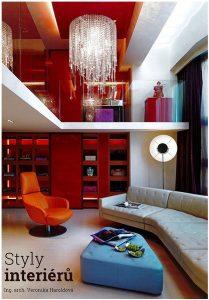 Styly Interieru - kniha o interiérovom dizajne