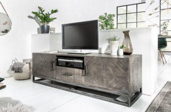 TV Board Infinity Home 160cm sivá Mango