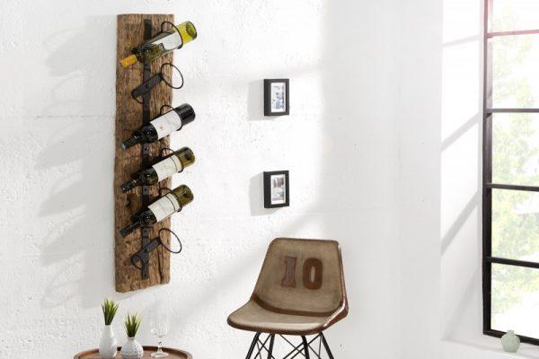 Wand-Regál na víno Euphoria Barracuda 100cm