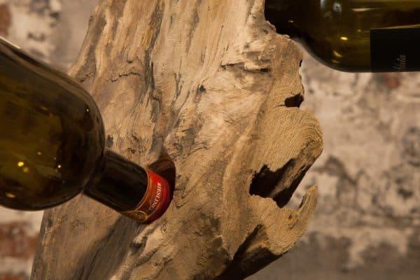 Regál na víno Hemingway 103cm
