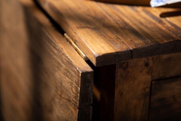 Sklápací stôl Hemingway 119cm