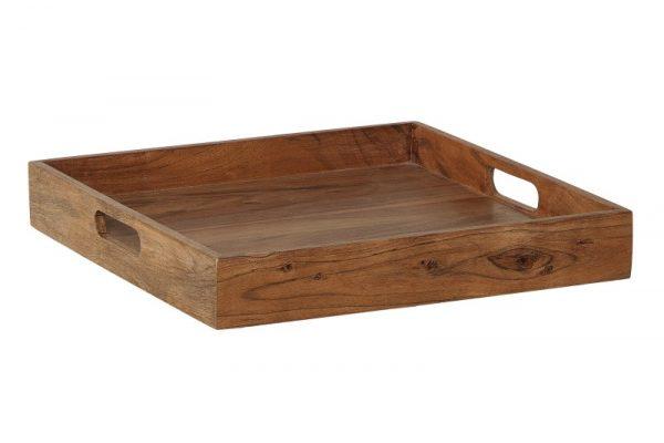 stolík (podnos) Ciano 40cm agát