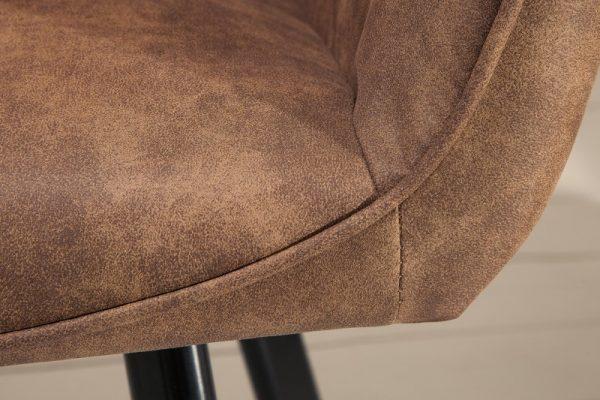 Svetlohnedá stolička Palermo