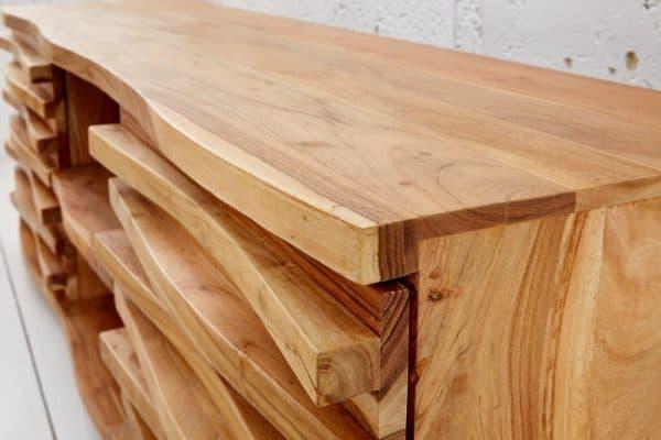 TV-stolík Relief 150cm