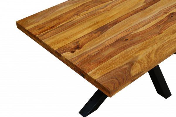 Jedálenský stôl Galaxie 180cm sheesham
