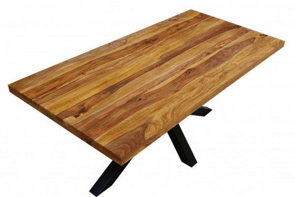 Jedálenský stôl Galaxie 200cm sheesham