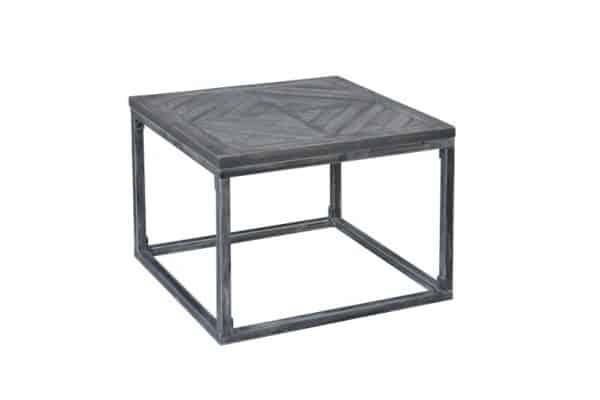 Konferenčný stolík Infinity Home 60cm sivá Mango