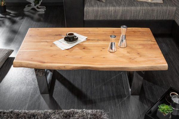 Konferenčný stolík Mammut 110cm agát 40mm