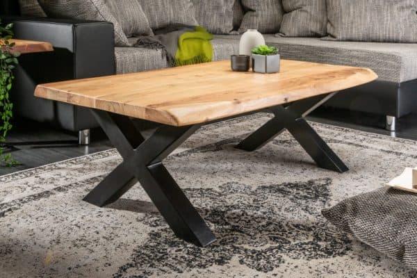 Konferenčný stolík Mammut X 110cm agát 35mm